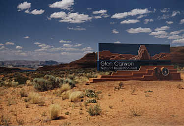 Glen Canyon Area