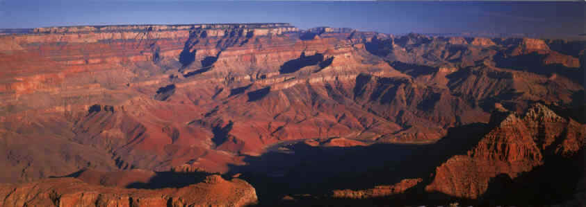 Grand Canyon Postkarte (28 kB)